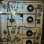Custom Built Four Diver Supply Manifold (Contact Us About Pricing On Custom Built Equipment)